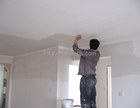 Chemicals used in paints wall covering flat painting