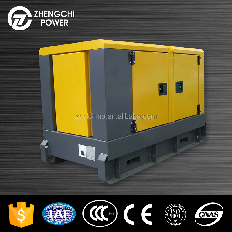 80KW / 100KVA or Quick opening Convenient Maintenance 100 hp generator