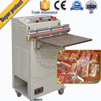 Low Consumption biscuit vacuum packing machine for food product line