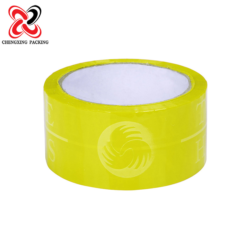 2016 Chengxing High Quality Vinyl Waterproof Adhesive Tape Colored Masking Tape On Sale
