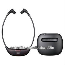 Small Minimum Order Quantity Lover Series Infrared Wireless Headphones As Tv Hearing Aids