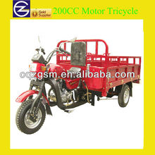 2014 New Gasoline 200CC Motor Tricycle