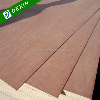 2017 Hotsale! HIgh Quality and Cheap Price 6mm Thick Plywood Price Standard Size Philippines