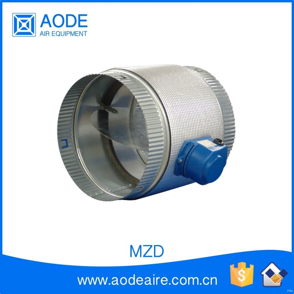 Air Cond Duct Volume Motorized Damper