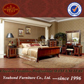 0010 Best sale Spainish classic design royal bedroom set
