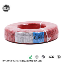 FLR6Y-B 0.35~2.5mm Low Voltage and High Temperature Resistance Auto Cable Wire Product with FEP Insulation