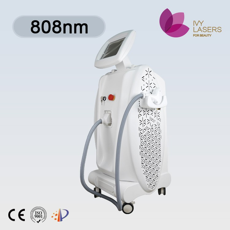 2016 Best 808nm diode laser hair removal beauty machine to new york