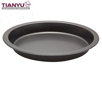 Carbon Steel Bakeware Round Cake Pans with Non-Stick Coating