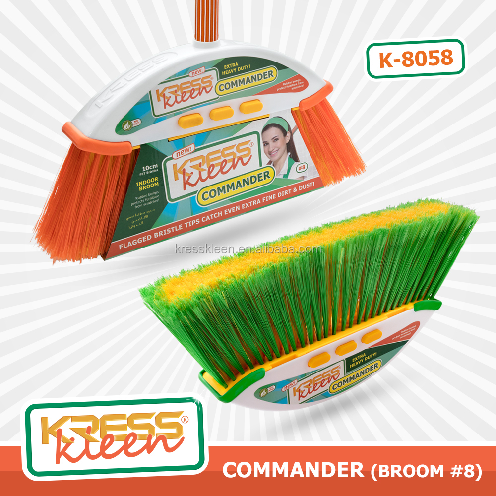 KRESS Kleen COMMANDER (Indoor broom #8)