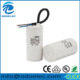 Single slot cbb60 film capacitor 4uf 450v from China famous supplier