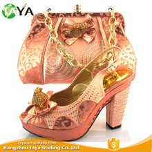 ladies fashion african print new modal shoes