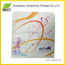 Top quality cheap drawstring plastic bag for laundry shop