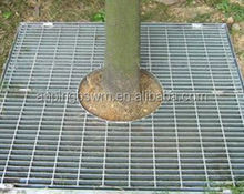 composite tree grating