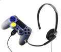 Wholesale Wired Gaming Headset With Intelligent Flat Cord For PS4
