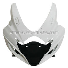 Motorcycle Upper Front Fairing for SUZUKI GSXR600/750 2006-2007