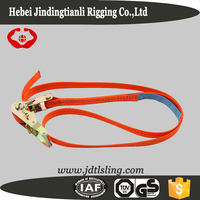 Polyester material cheap ratchet straps