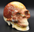 New coming 4-6 inch different color wholesale natural polished crystal skull