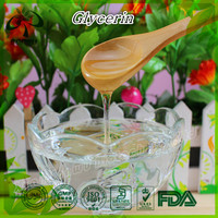 Organic vegetable glycerin food grade