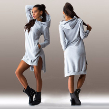 S62531A Latest Design Long Sleeve Fashion Women Short Dresses Casual Dress