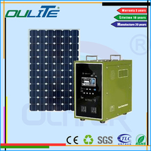 portable Design solar panel 5kw system for home use