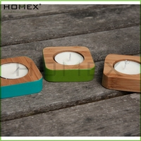 Bamboo Giftware/Bamboo Candle Holder/Homex_BSCI