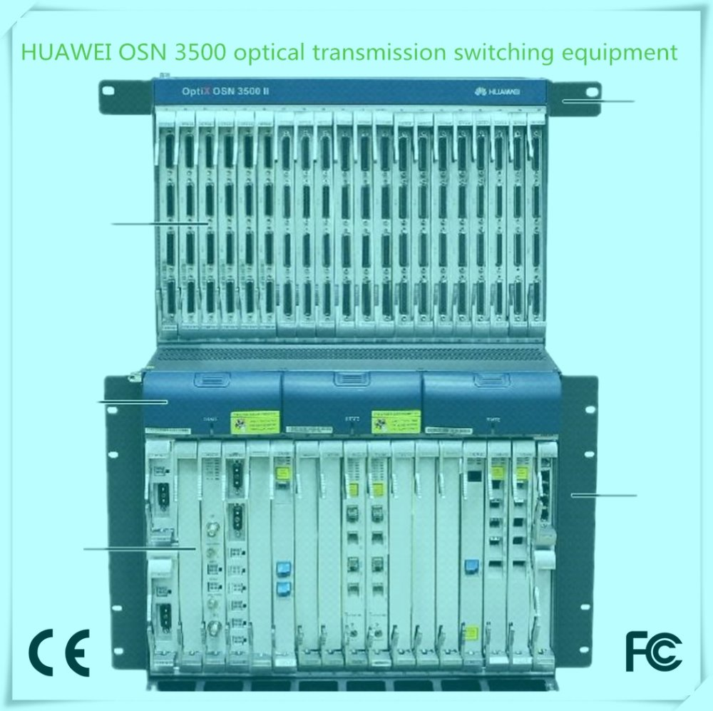 huawei osn3500 fiber optical transmission switching equipment