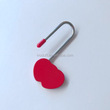 Supply Love Heart Lock Long Shackle Padlock For Wishes