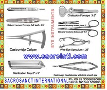 Cataract Surgery Eye Instruments / German Quality Ophthalmic Knives