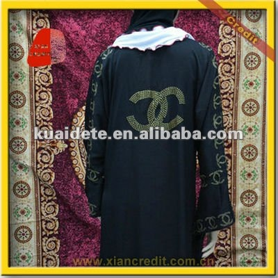 2016 Stylish arab lady robe sale NPZ-121