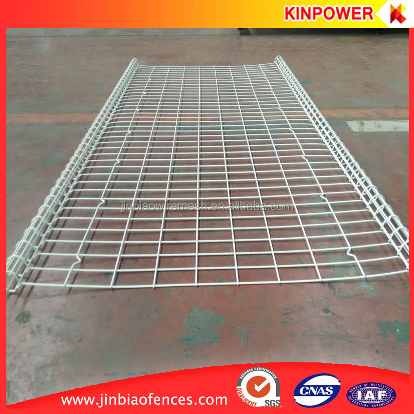 List Manufacturers of Ornamental Double Loop Wire Fence, Buy ...