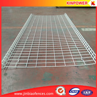 Ornamental single double loop wire fence (Factory direct sales)