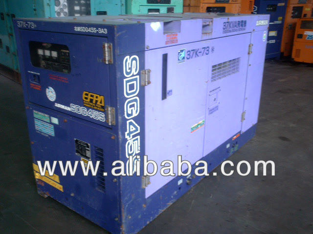 Reconditioned Airman SDG45S Generator Set