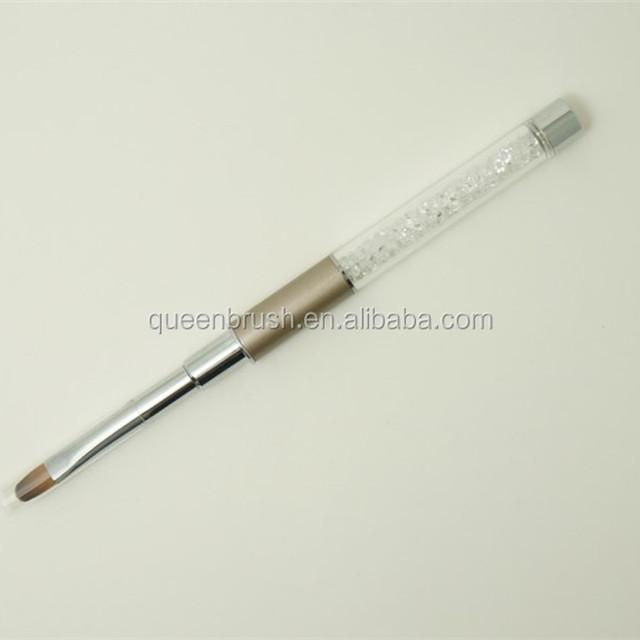 acrylic kolinsky nail brush_Yuanwenjun.com