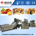Dried Fruit Chips Processing Machine, plantain Chips Line, plantain Chips Making Machine