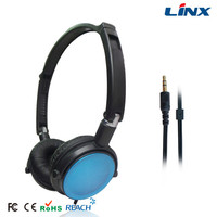 New music stereo drop shipping headphone android media player game controller headphone