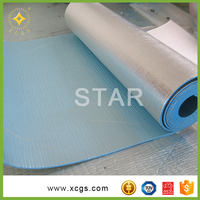 Reflective Aluminum Foil Backed Polyethylene Foam for Roof Insulation