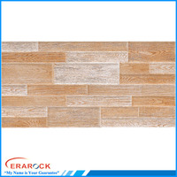 2016 new model ceramic wall tiles wood grain20x40standard Size with competitive price