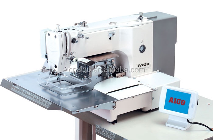 industrial Computer Control Pattern Sewing Machine