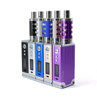 New Mod E Cig 60W With Mini Box Mod Electronic Cigarette Manufacturer China