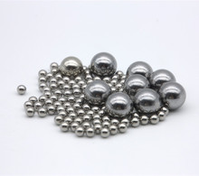 China factoryAISI420 3.175mm 4.7625mm stainless steel ball with high quality for slides