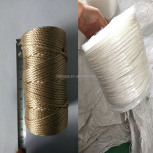 fibrillated pp yarn/sewing thread/nylon fishing net twine