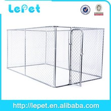 big outside chain link dog kennel run wholesale in China