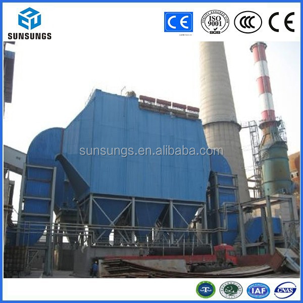 High efficiency industry dust collector, cartridge filter, dirt removing equipment