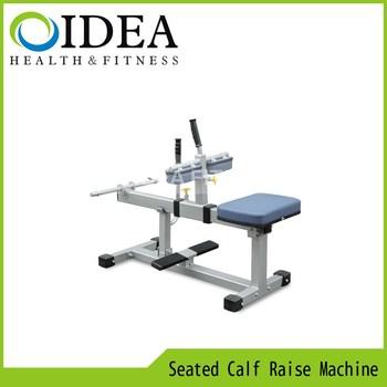 seated calf raises machine