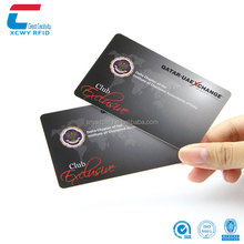RFID Card Factory 13.56MHz Mifare 1K Contactless Smart Card