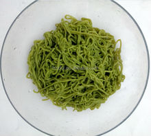 gluten free konjac noodles spaghetti with spinach