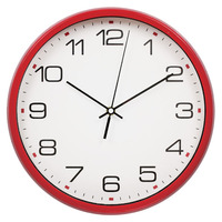 cheap wedding return gift/ China wall clock gifts items wholesale giveaways