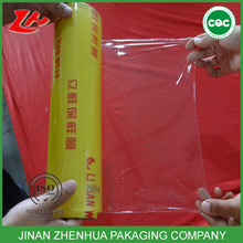 Transparent PVC Stretch Film
