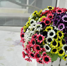 Yiwu Aimee supply scented artificial flower making, artificial flowers and foliage(AM-SF017)
