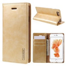 Goospery Flip Leather Case For Iphone 5C, Wallet Back Cover Case For Iphone 5c
